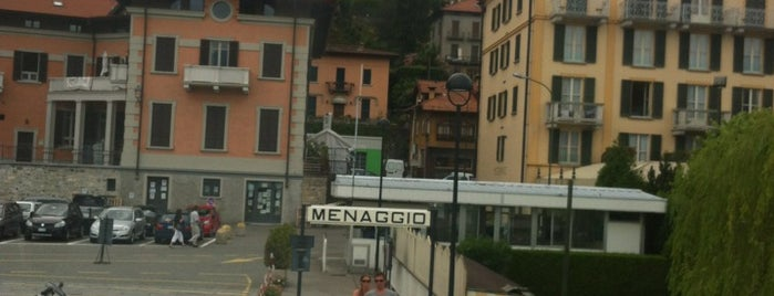 Porto di Menaggio is one of สถานที่ที่ Andrea ถูกใจ.
