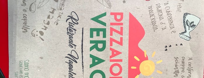 Pizzaioli Veraci is one of Lugares favoritos de Tahsin.