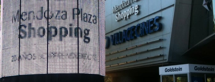 Mendoza Plaza Shopping is one of Cuyo (AR).