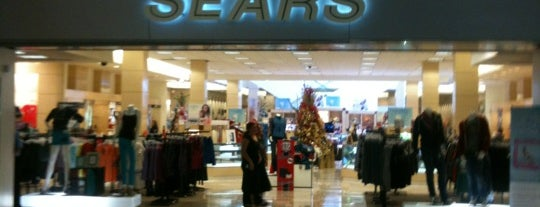 Sears is one of favoritos.