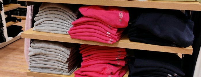 UNIQLO ユニクロ is one of Meiさんのお気に入りスポット.