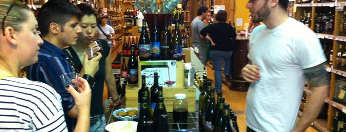 Long's Wines and Liquors is one of Cibo.