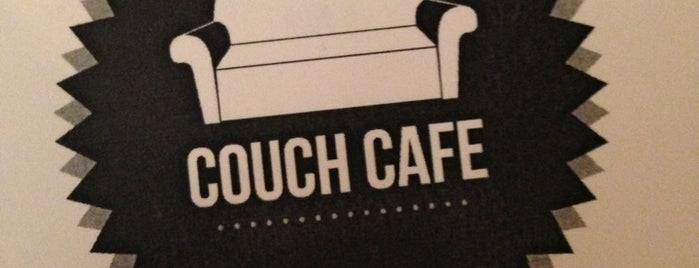 Couch Cafe is one of Michael 님이 저장한 장소.
