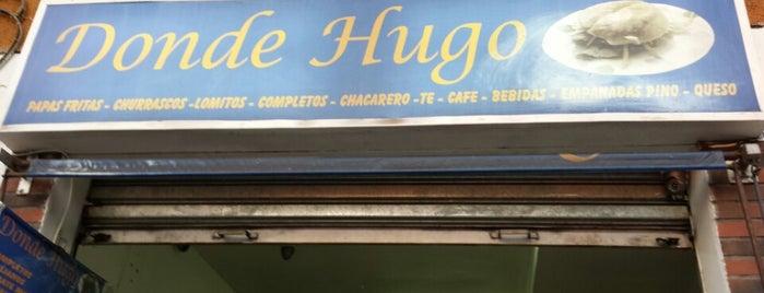 Donde Hugo is one of Orte, die Luis gefallen.