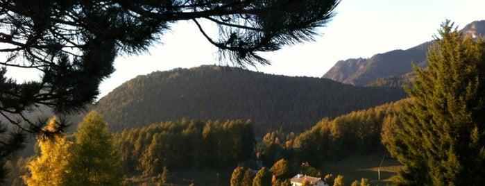 Centro Vacanze Veronza is one of #viaggiodelbenessere.