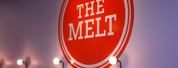 The Melt is one of Southern California Foodie Adventure.