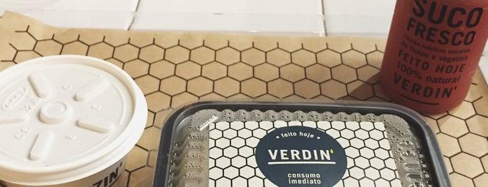 Verdin is one of Rio de Janeiro pra ir.