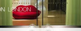 Sanderson Hotel is one of London Fashion Week.