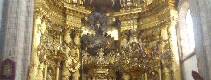 Templo De San Francisco is one of Mexico City.