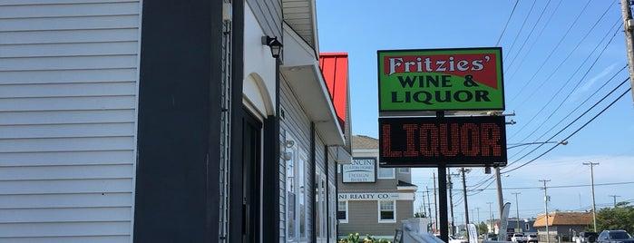 Fritzie's Liquors is one of Lieux qui ont plu à Cindy.