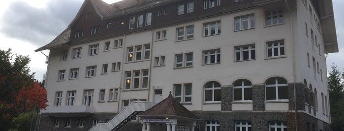 Thure-von-Uexküll-Klinik is one of 4sq365de (1/2).
