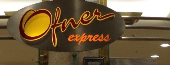 Ofner Express is one of Orte, die Cris gefallen.
