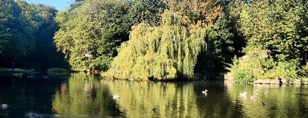 St Stephen's Green is one of Ireland to-do.