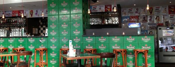 Grand Café Heineken Hoek is one of forli.