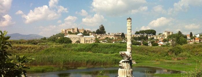 Artemis Meydanı is one of สถานที่ที่ Veysel Ekici / ถูกใจ.