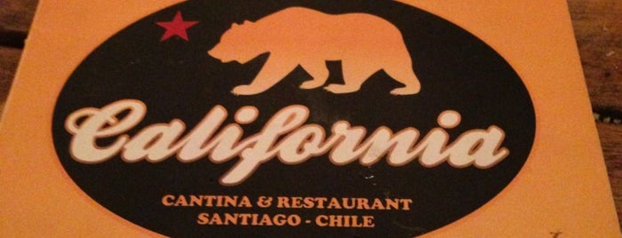 California Cantina e Restaurant is one of junta de amigos.