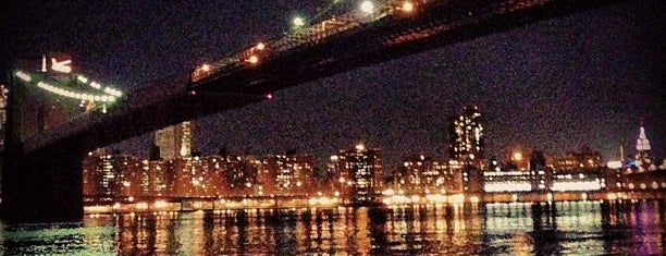 Under The Brooklyn Bridge is one of long walks - NY airbnb.