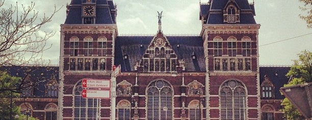 Rijksmuseum is one of Trips / Amsterdam.