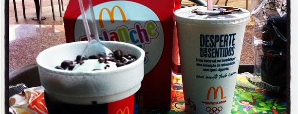 McDonald's is one of Rio claro.