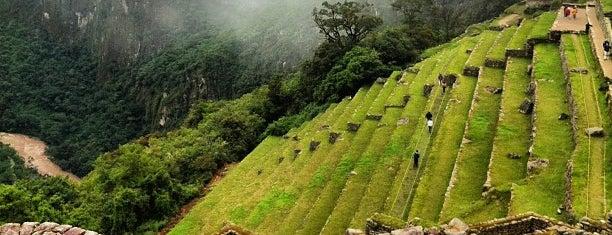 Machu Picchu is one of cusco.