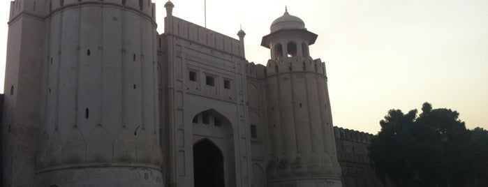 Lahore Fort is one of Bucket List.