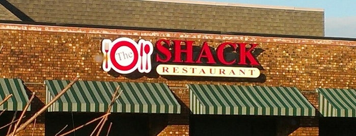 The Shack is one of Joeさんのお気に入りスポット.