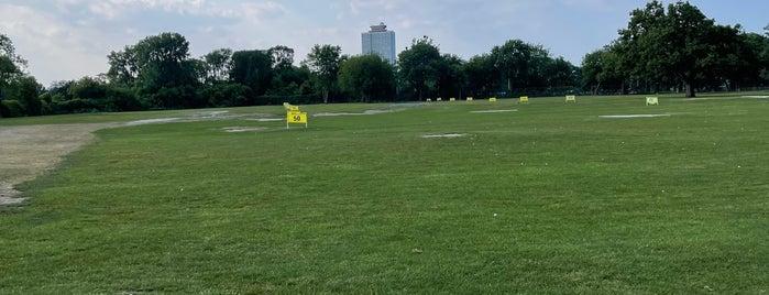 Jackson Park Driving Range is one of Birdie ( Worldwide ).