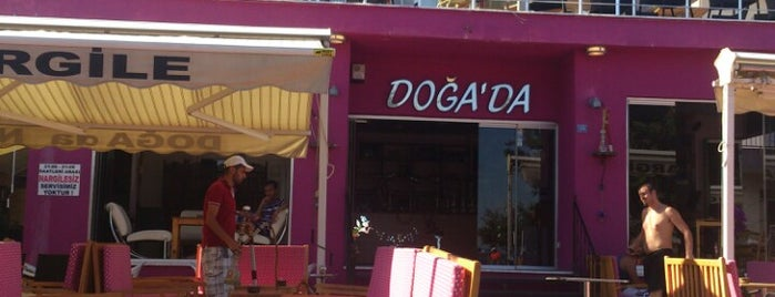 Doğa'da Nargile Cafe is one of Burcuu 님이 좋아한 장소.