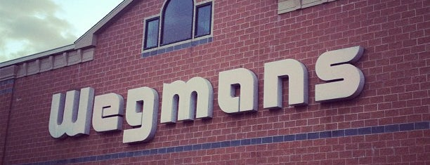Wegmans is one of Orte, die Ashley gefallen.