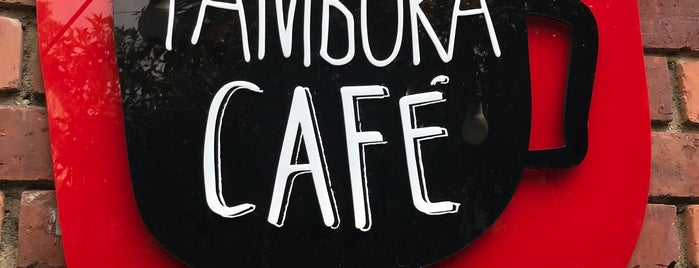 Tambora Records & Booking is one of Favoritos en Colombia.