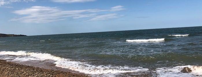 Пляж на «Маяке» is one of Illia'nın Beğendiği Mekanlar.