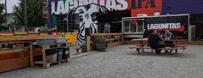 Lagunitas Seattle Taproom & Beer Sanctuary is one of Ballard.