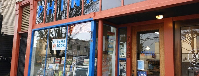 Phinney Books is one of Seattle - Books!.