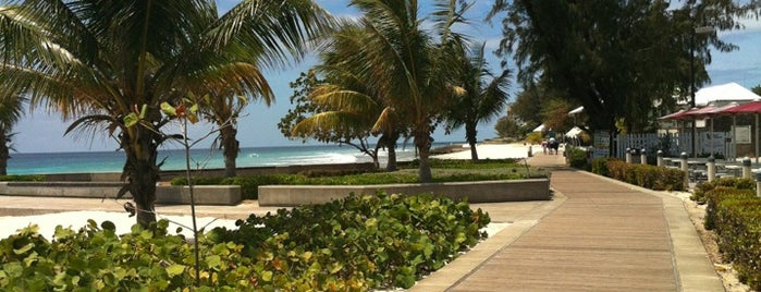 Boardwalk is one of Barbados 2015.