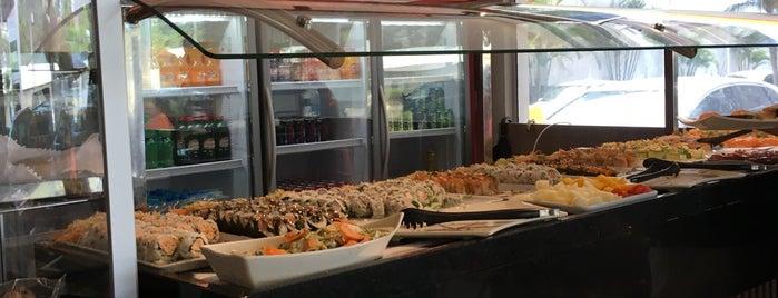 Shark Sushi is one of Lugares favoritos de Larissa.