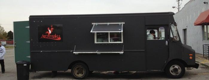 The 15 Best Food Trucks In Columbus