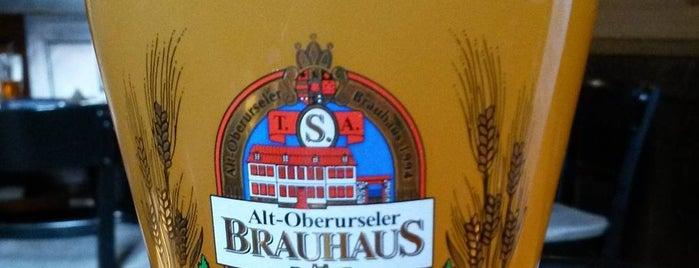 Alt-Oberurseler Brauhaus is one of Hotspots Hessen | Bier.
