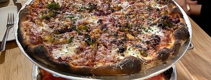 Pizzeria Beddia is one of Tabi 님이 좋아한 장소.