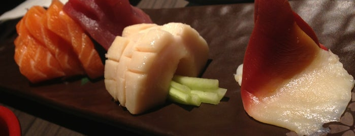 New Generation Sushi is one of Pierre Nick's Liked Places.