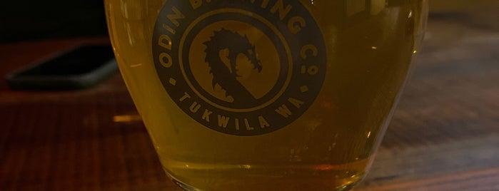 Odin Brewing Co. is one of Lieux sauvegardés par Brent.