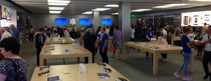 Apple Chapelfield is one of Posti che sono piaciuti a DAS.