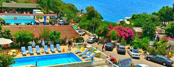 Habesos Hotel is one of antalya rota.