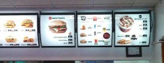 McDonald's is one of Posti che sono piaciuti a Cristina.