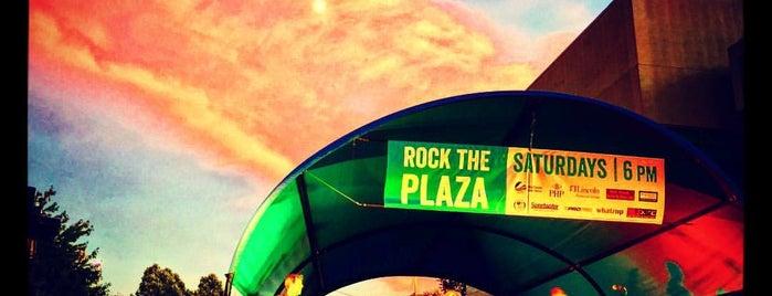 Rock The Plaza is one of Gespeicherte Orte von kirk.