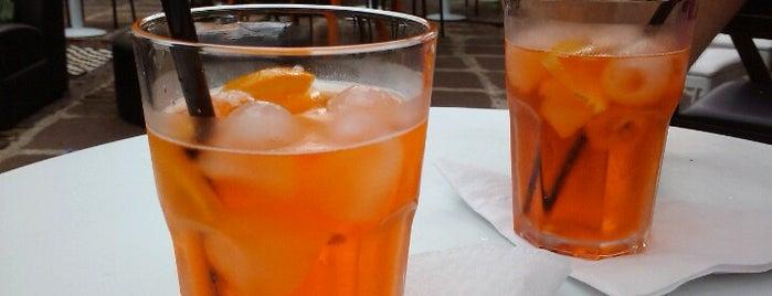 Spritzeria Pane & Spritz is one of Tempat yang Disimpan Bruna.