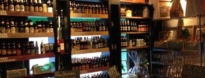 Clube do Malte is one of Bares com boas cervejas.