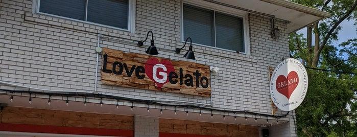 Love Gelato is one of Toronto 2.