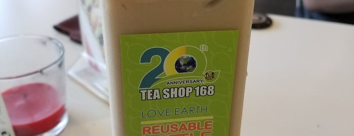 Tea Shop 168 is one of Toronto, Canada.