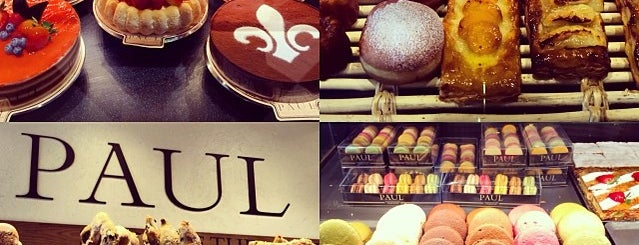 PAUL Patisserie is one of Delish!.