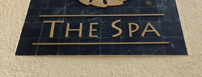 SPA is one of Lieux qui ont plu à Joaquin.
